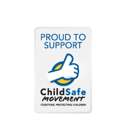ChildSafe Business Supporter Logo