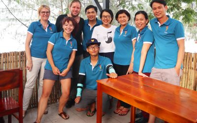 ChildSafe Training Launched in Vietnam