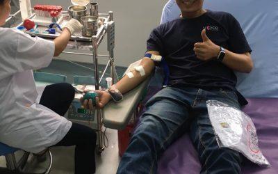 Donating blood as a positive voluntourism option